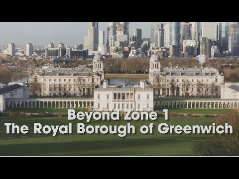 London City showcases Greenwich with new campaign