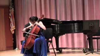 Saint-Saens Cello Concerto No.1, Op.33 : l.Allegro non troppo-Animato-Allegro molto