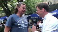Klassik Radio trifft Klaus Florian Vogt in Bayreuth