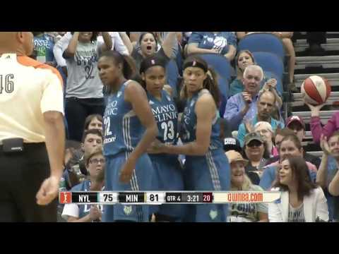 UConn Huskies in the WNBA: 2016 Season Highlights