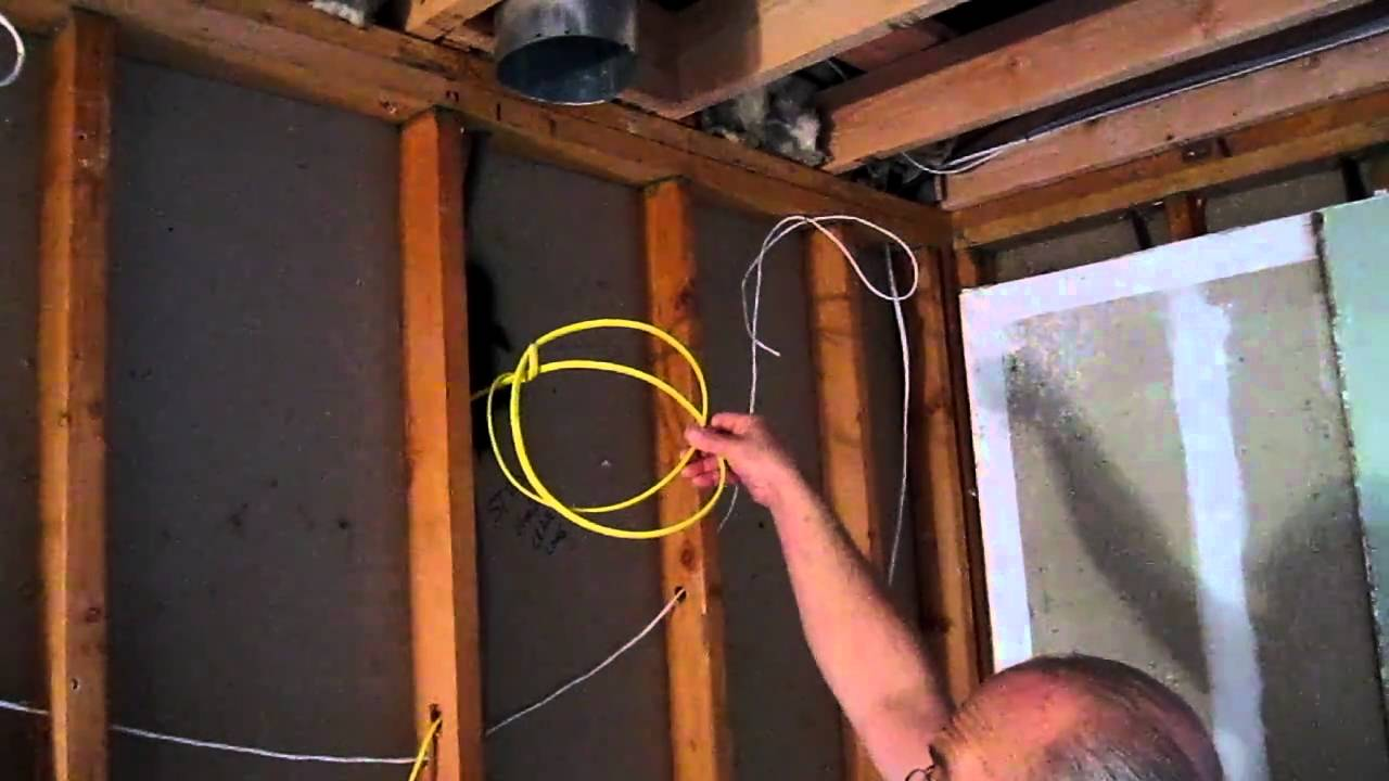 Kitchen Rough Electrical.MOV - YouTube