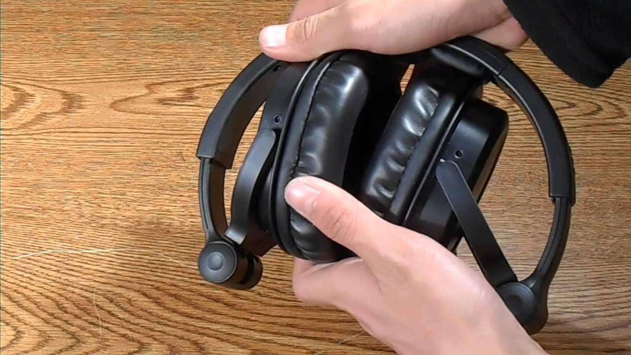 9b6bb8c6359 Premium Hi-Fi DJ Style Over-the-Ear Pro Headphone review (best ...