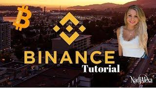 Binance Tutorial deutsch - Anleitung zum Kaufen und Handeln von Bitcoins und Kryptowährungen
