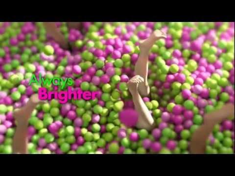 ABC2 - 'Ball Pit' Ident [2015]