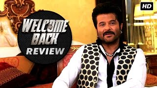 Welcome Back | Movie Review