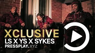 Repeat youtube video (28s) Lil Sykes X Young Sykes X Sykes - Warlords (Music Video) @itspressplayent