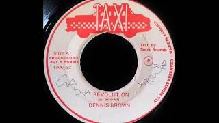 DENNIS BROWN - Revolution [1983]
