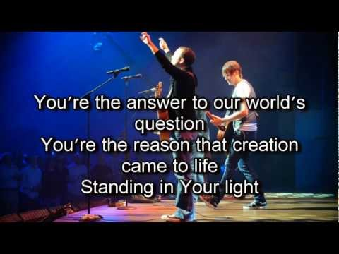 Be Lifted Higher - Gateway Worship (Worship song with Lyrics) 2012 Album