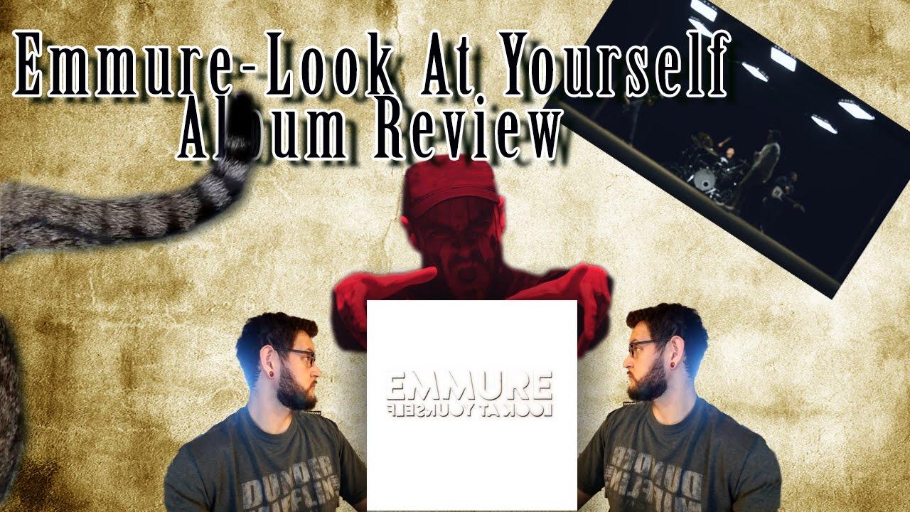 Album Review: EMMURE - Look at Yourself | Antihero Magazine