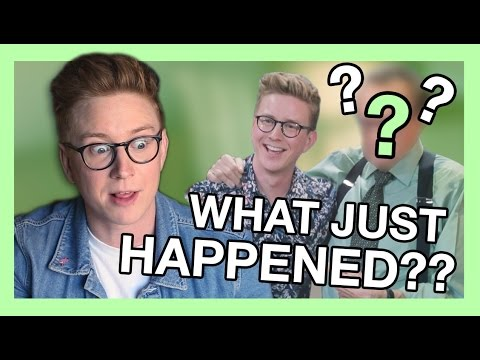 You'll Never Guess Who I Met... | Tyler Oakley
