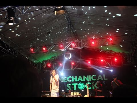 Fourtwnty - Indonesia Pusaka & Hitam Putih (Live at MECHANICAL STOCK 2017)