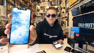 Обзор IPHONE X ИЛИ SAMSUNG GALAXY NOTE? (айфон 10 или самсунг) // Кейси Найстат