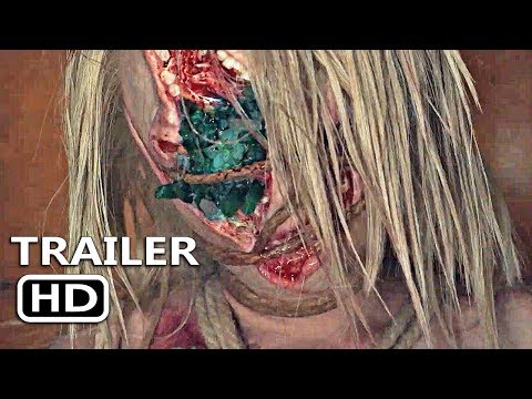 GIRL ON THE THIRD FLOOR Official Trailer (2019) Horror Movie