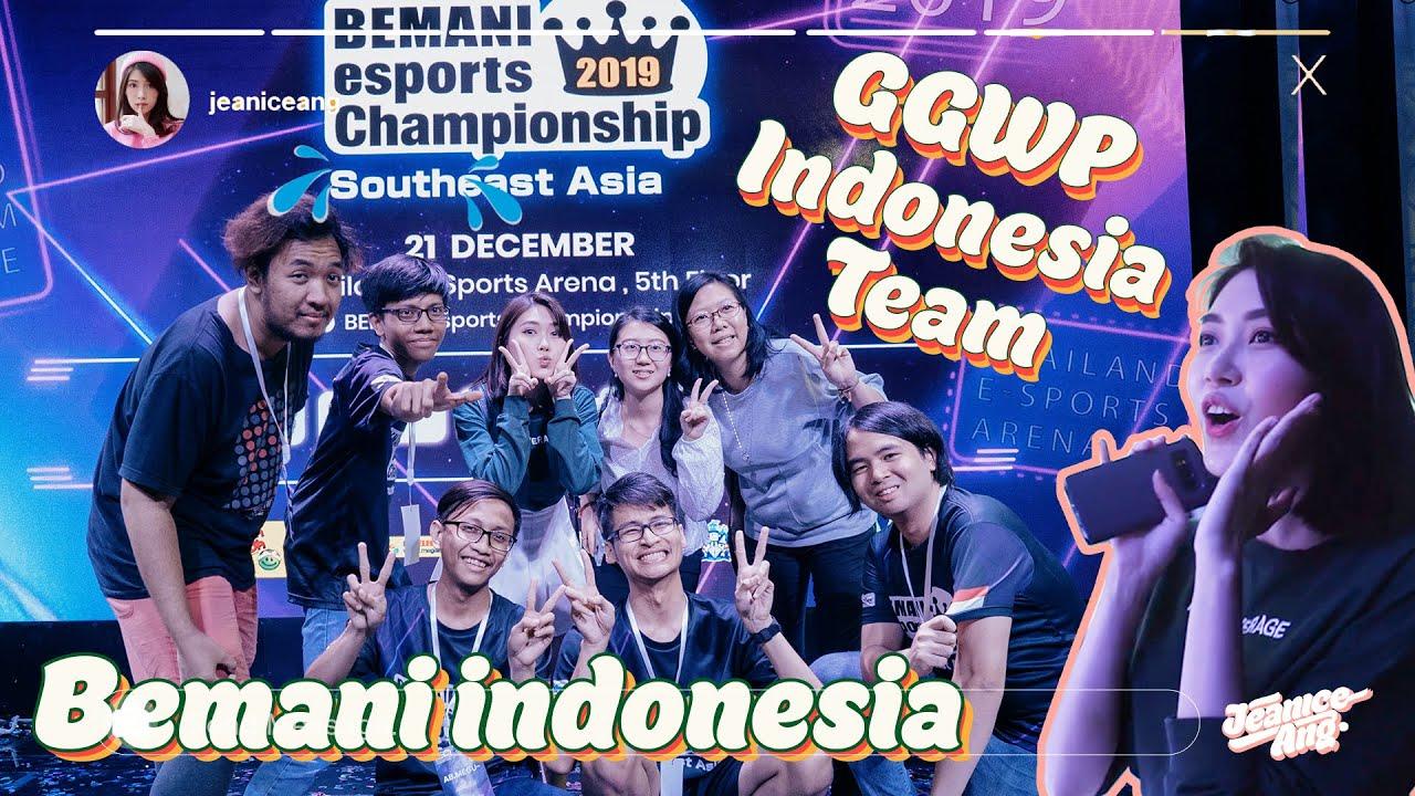 JEJE KEJEBAK DI LIFT !? GGWP INDONESIA TEAM !!  - BEMANI ESPORTS CHAMPIONSHIP INDONESIA VLOG PART 2