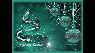 Wesołych Świąt Bożego Narodzenia wyk.muz.Bayer Full