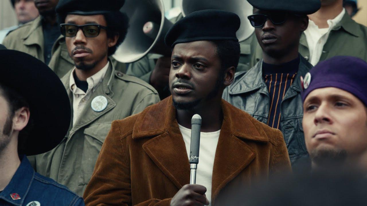 Daniel Kaluuya vertolkt Black Panther-activist in Judas and the Black Messiah trailer