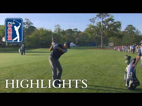 Matt Kuchar's Highlights   Round 1   RBC Heritage