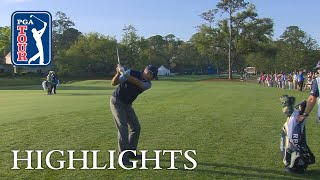Matt Kuchar's Highlights | Round 1 | RBC Heritage