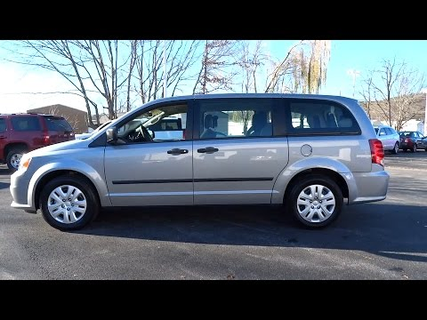 2015 Dodge Grand Caravan Christiansburg VA, Blacksburg VA ...