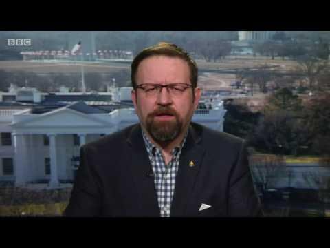 Andrew Neil Interviews Trump's DA Dr Sebastian Gorka
