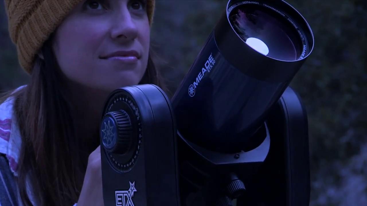 ETX125 Observer Telescope With Eyepiece Kit + Phone Adapter video thumbnail