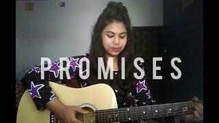 Calvin Harris, Sam Smith - Promises | Female Acoustic cover | Ruma Ghosh