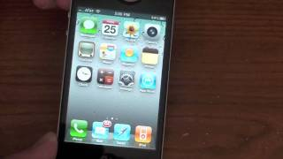 How to fix iPhone 4 Service Issues