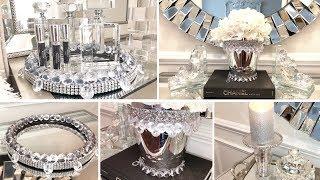 DIY Glam Home Decor 2019 | Dollar Tree DIY Mirror Decor Ideas