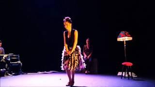SARA CALERO - Les Nuits Flamencas 2017
