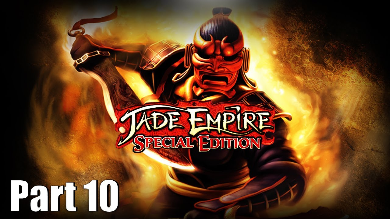 Jade Empire Chai Jin