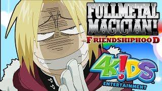 Fullmetal Magician OP (If 4kids got Fullmetal Alchemist Brotherhood)