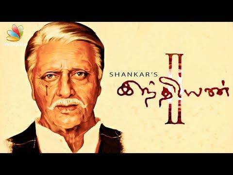 Indian 2 to Begin Shooting   Kamal Haasan & Shankar Movie