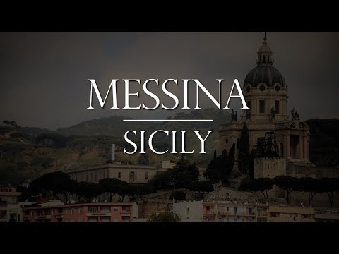 Messina Sicily: Arrival in Port and a Day in the City