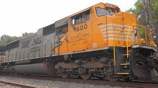 Norfolk Southern Yellow Cab EMD SD70ACC AC Conversion
