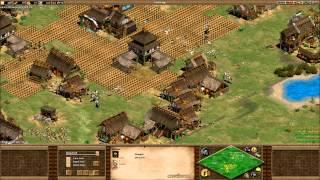 AoE: BO21 - DauT vs TheViper [Game 2] (HD)