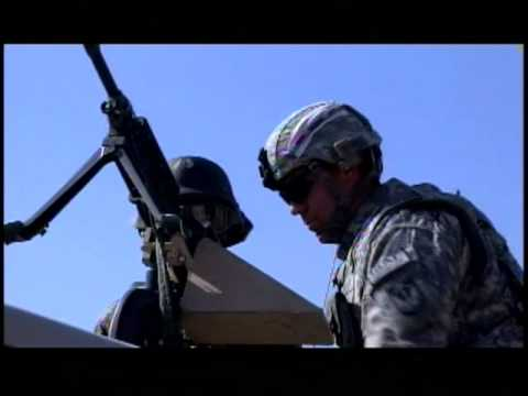 Taking the Lead-Afghan Soldiers Conduct Live Fire Exercise in Nangarhar Province (Prime Cuts)