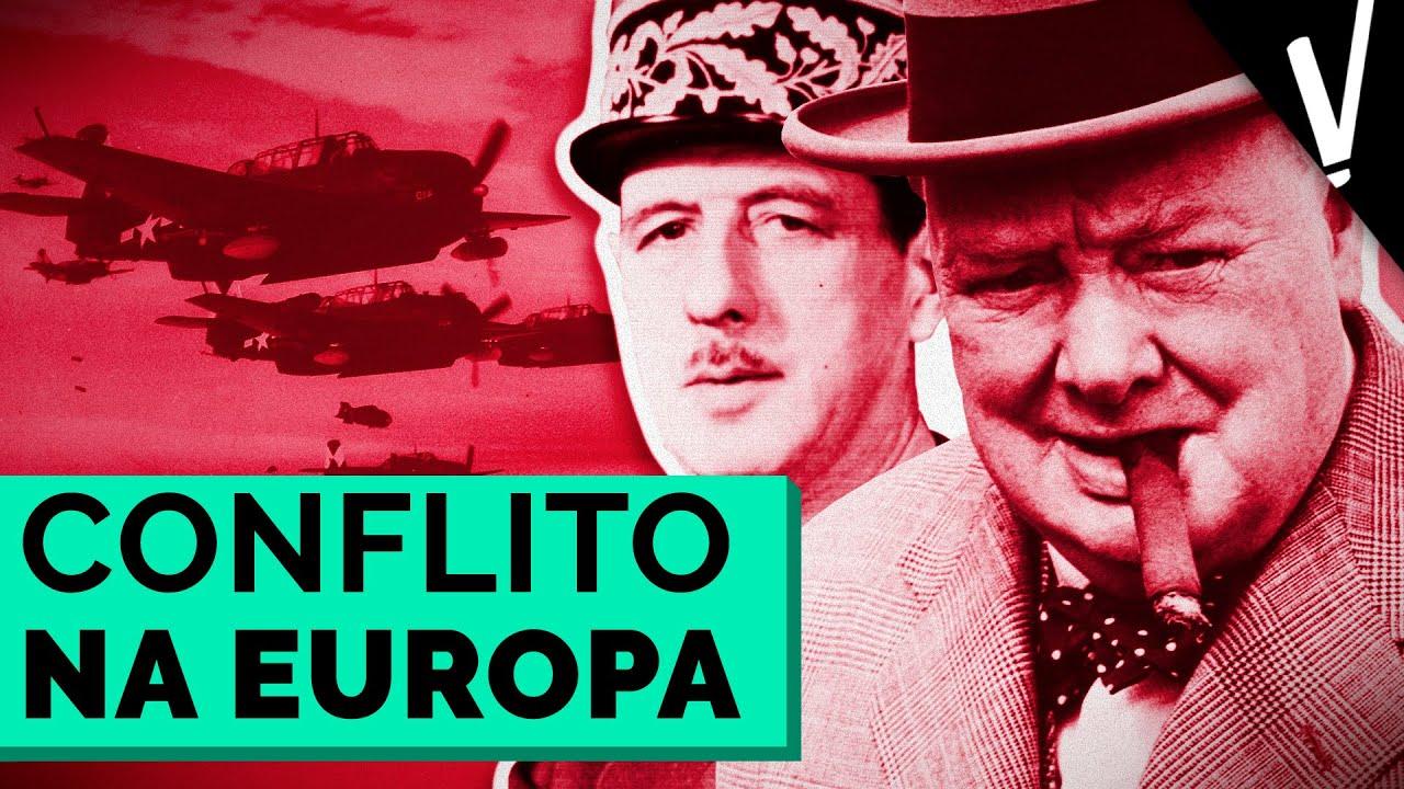 2ª Guerra Mundial | Expansão Nazista e Política de Apaziguamento