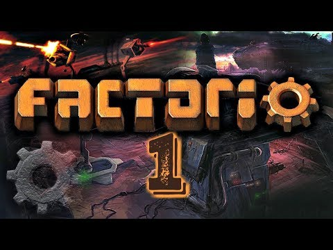 REVISITING AN OLD FAVORITE - THE BASICS ► Factorio #1