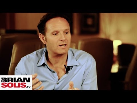 Mark Burnett on Storytelling | Revolution Season 1 | BrianSolisTV