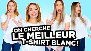 Baixar ON CHERCHE LE MEILLEUR T-SHIRT BLANC AU MONDE!   2e peau