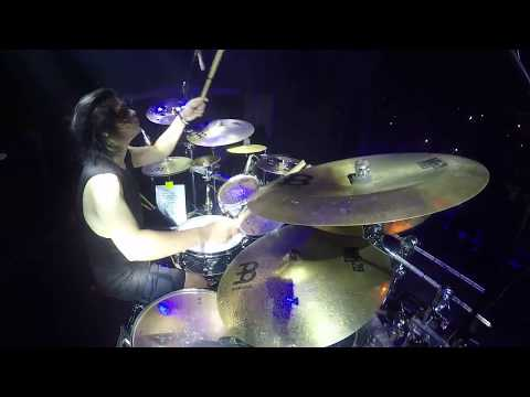 [Drum Cam] BURGERKILL - Tiga Titik Hitam (live at Rockin' Noizee 2017)