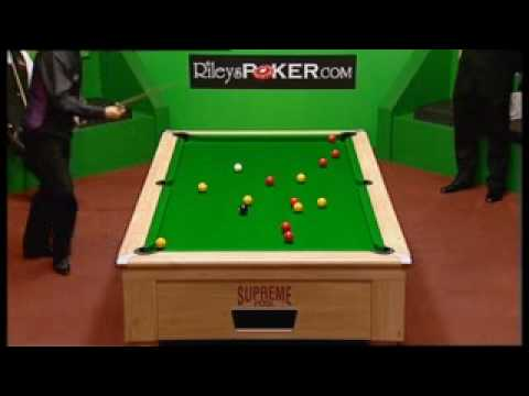 World Eightball Pool Championships 2007 - Final Frame