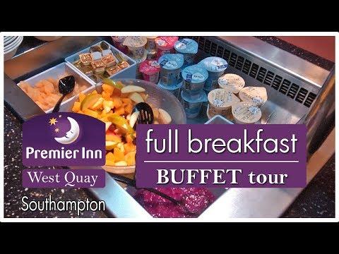 full-breakfast-buffet-premier-inn-west-quay-southampton-|-dji-camera