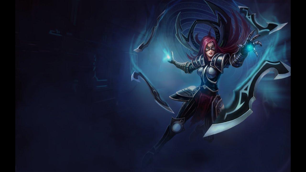 League of Legends: Infiltrator Irelia Skin Preview - YouTube  League of Legen...