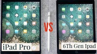 Tablet revolution 2018, 2018 Ipad Vs Ipad Pro