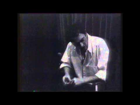 Joe Strummer - Trash City (Promo Video)