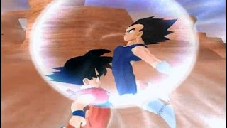Fusion Kid Goku y Vegeta Jr - Kid Vegetto VS Bills Dragon Ball Z Budokai Tenkaichi 3 Mod