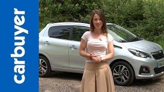 Peugeot 108 hatchback 2014 review - Carbuyer