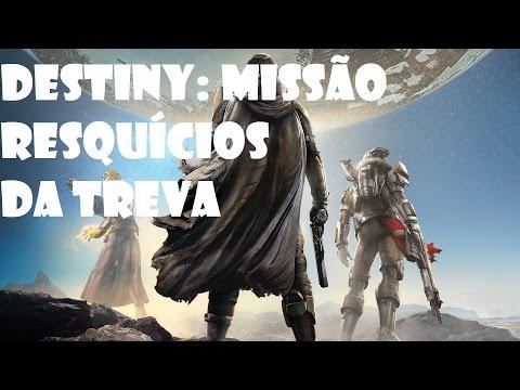 Destiny: Missão Resquícios da Treva (Remnants of Darkness)