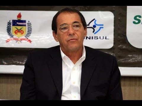 Morre Bebeto de Freitas, ex-técnico da seleção brasileira de vôlei | SBT Brasil (13/03/18)